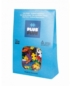 Konstruktors Plus Plus Mini Basic, 300 daļas