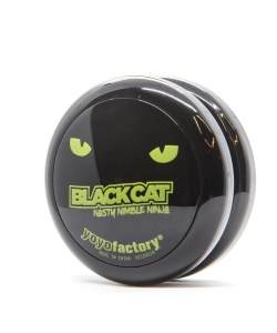 YoYo Spinstar - Black Cat